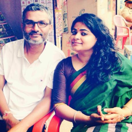 Award-winning directors Ashwiny and Nitesh Tiwari work together in 'Bareilly Ki Barfi.'