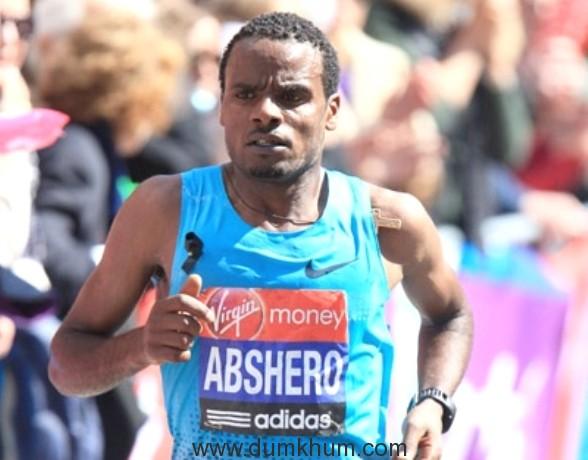 Ethiopia's Ayele Abshero and Dinknesh Mekash head the elite fields at the 2017 Standard Chartered Mumbai Marathon