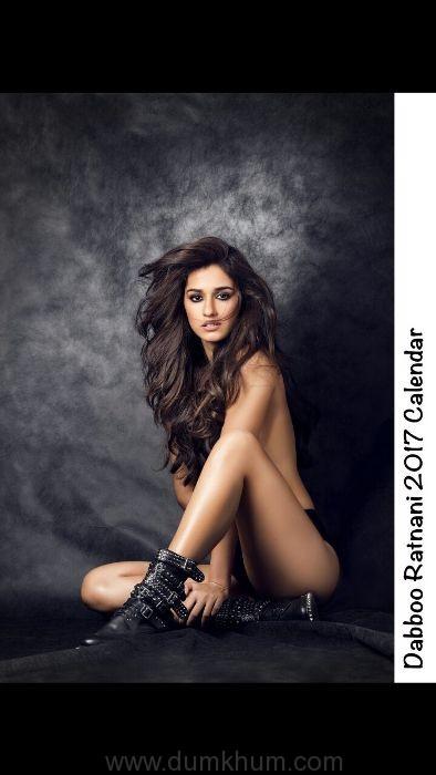Disha Patani part of Dabboo Ratani's annual calendar shoot!