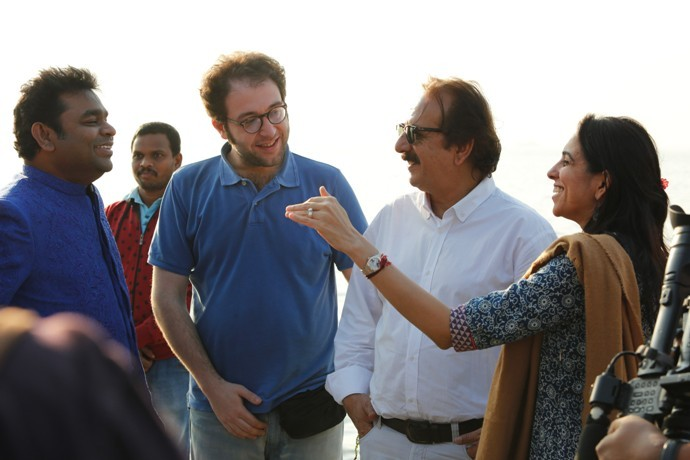 Majid Majidi's next – Beyond The Clouds goes on floors today !