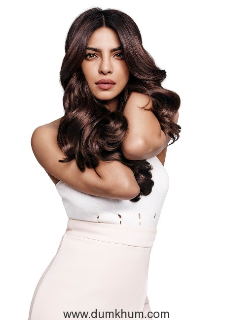Pantene New Brand Ambassador Priyanka Chopra