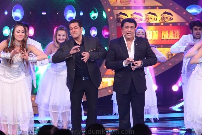 Salman and Govinda dance to Soni De Nakhare on Bigg Boss Weekend Ka Vaar (1)