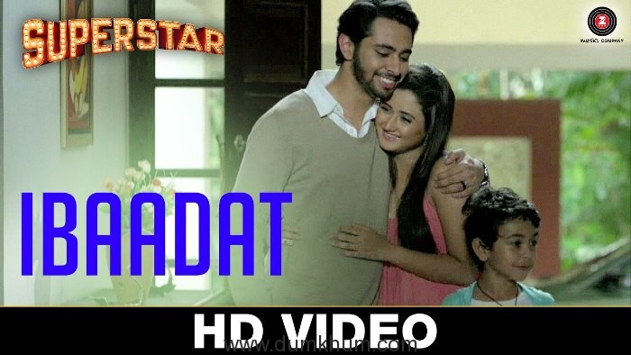 Shekhar's first Gujarati Song Ibaadat from Superstar