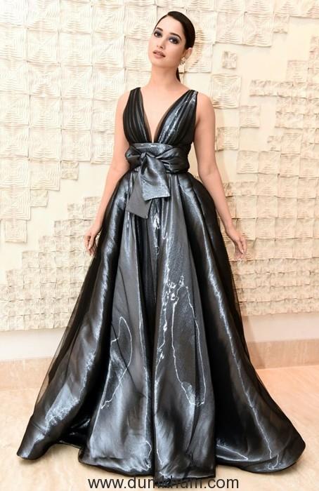 Tamannah Bhatia in Stunning Peter Langer Gown-2