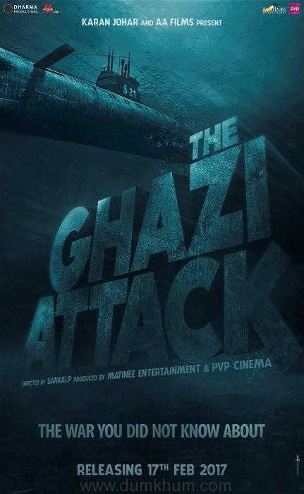 'The Ghazi Attack.'