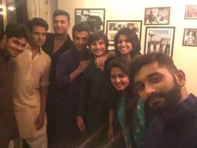 Vikram Film Crew 1