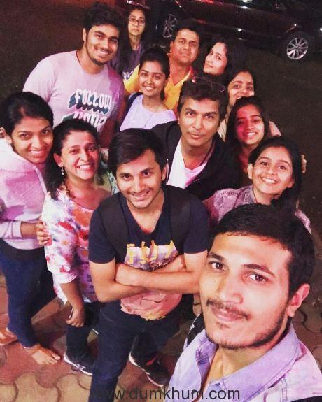 Vikram Film Crew 3