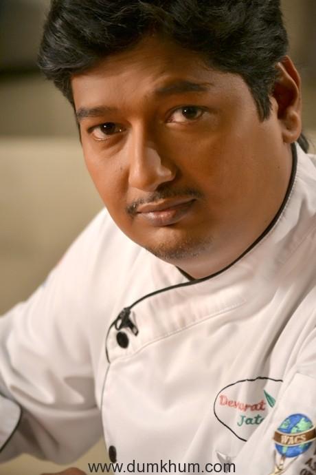Chef Devwrat Anand Jategaonkar