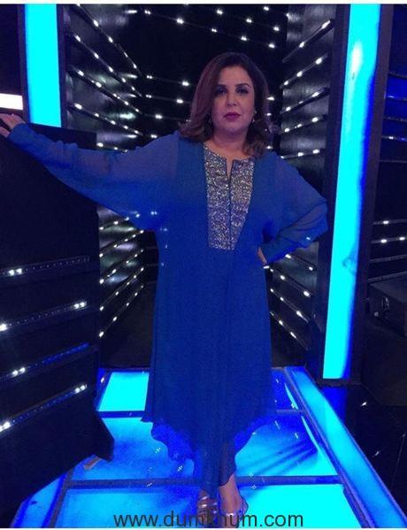 Farah Khan just got more fabulous!-