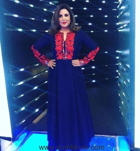 Farah Khan just got more fabulous!--