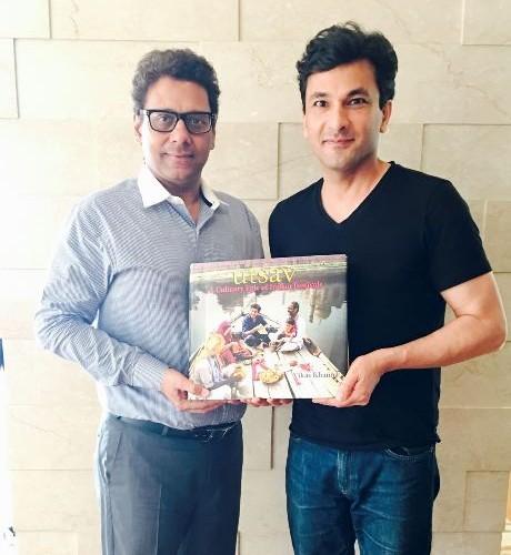 Michelin star Chef Vikas Khanna's Utsav, sold at Rs 30 lakh