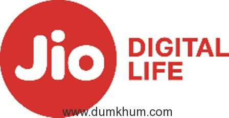 Jio Digital Life - logo
