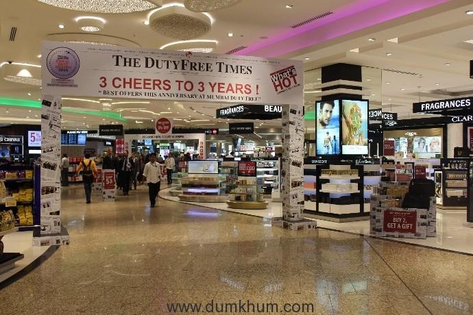 Mumbai Duty Free (T2)