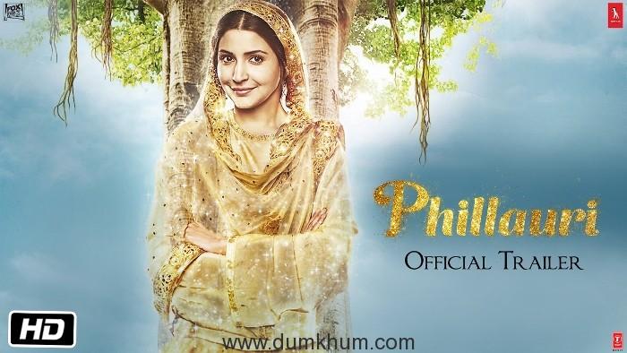 The trailer of Phillauri