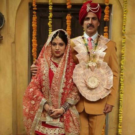 Viacom 18 & KriArj Entertainment's Toilet-Ek Prem Katha wraps filming – slated for a 2nd June release-