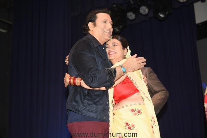 19. Govinda With Kamini Khanna
