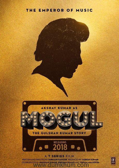 Akshay Kumar to play Gulshan Kumar in Mogul