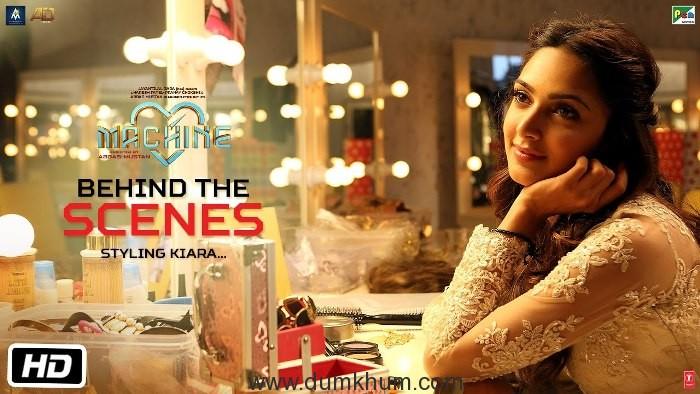 Behind The Scenes Videos- Styling Kiara