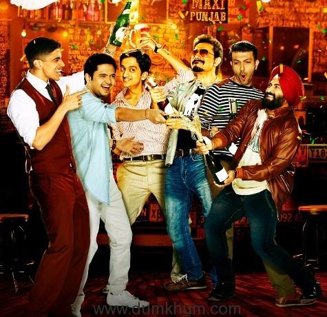 "Ekta Kapoor encourages regional talent for Alt Balaji's Boygiri""- ""men will be boys"""