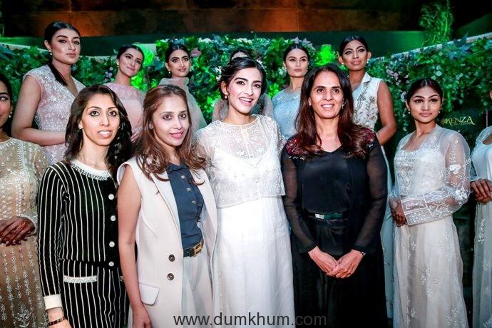 DIVAlicious London - Sonam Kapoor - Anita Dongre - Natasha