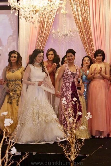 Divya Khosla Kumar walks as showstopper for designer Esha in Canada-