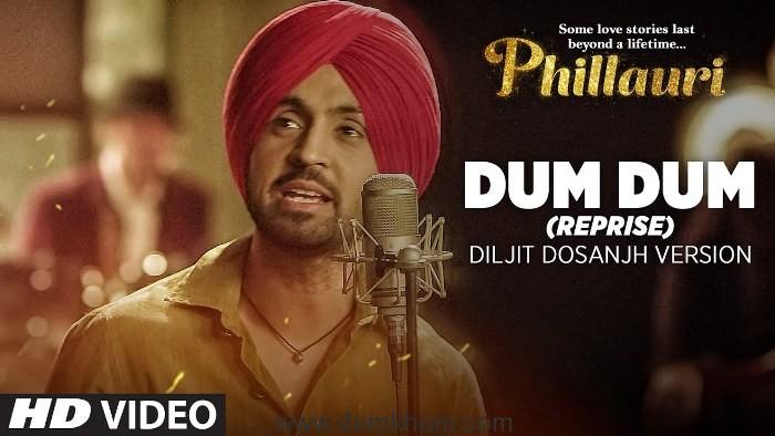 Dum Dum (Reprise) Diljit Dosanj ...