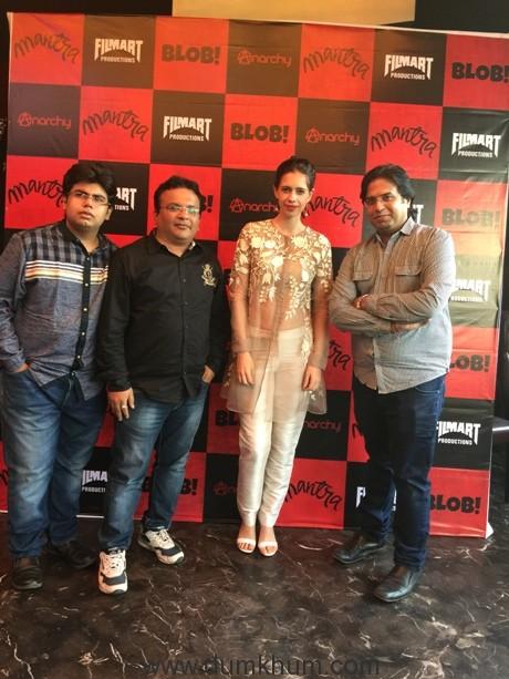 Filmart's Anil, Jai & Hrithik Mani launch Filmart Productions
