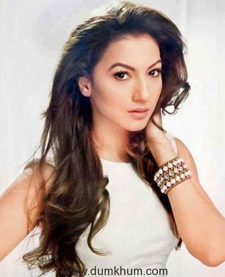 Gauahar Khan to attend the Cruise Liner Sana-Adel Wedding