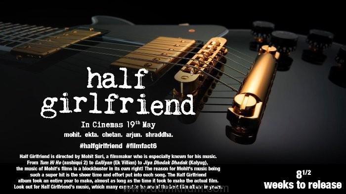HalfGirlfriend_Filmfact