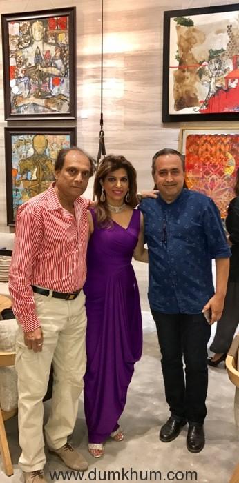 Hemant Sanganee , Bina Aziz , Sanjeev Lamba