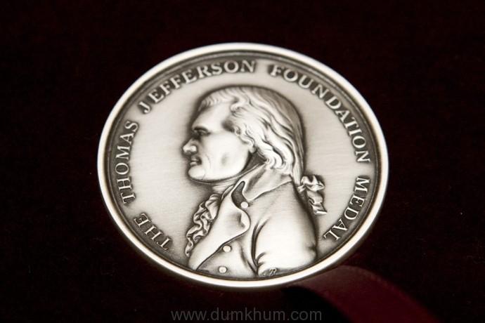 Thomas Jefferson Award Luncheon 2009