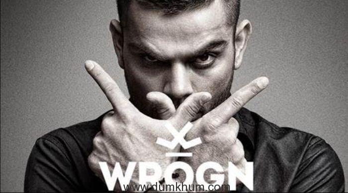 Jabong adds Virat Kohli's breakaway fashion brand 'WROGN' to its product portfolio