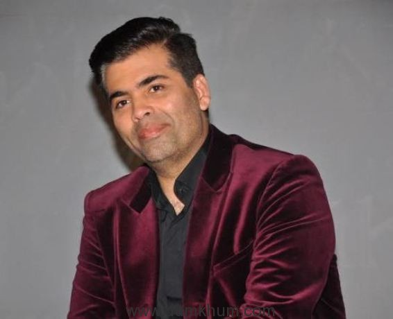 Karan Johar voices his expressions to the Media !