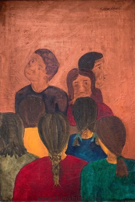 Late Shamshad Husain - Knight Frank Art Preview