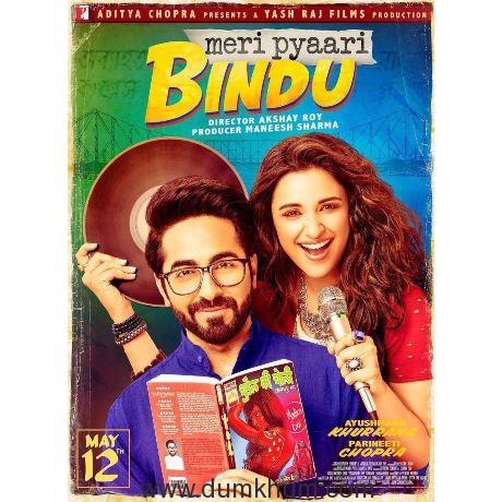 First look of Parineeti-Ayushmann starrer 'Meri Pyaari Bindu'