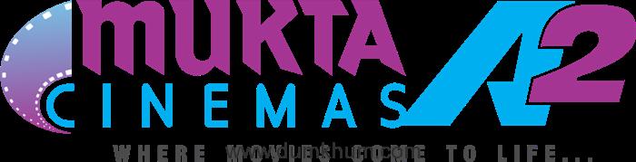 Mukta A2 Cinemas Logo