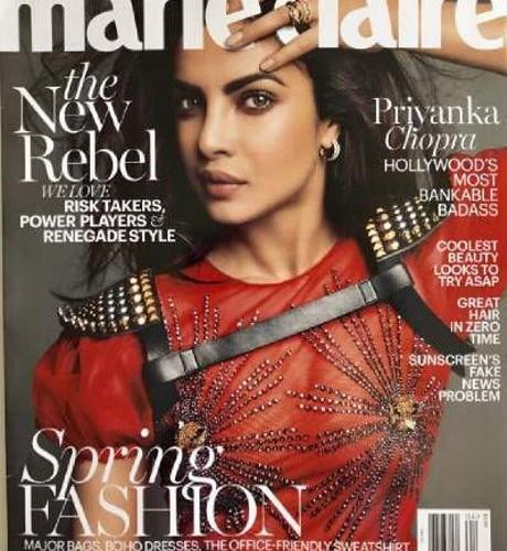 Hollywood calls Priyanka Chopra their Most Bankable Badass !