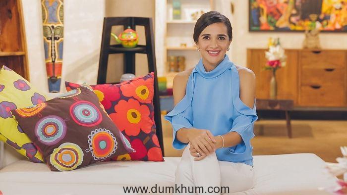 Tara Sharma scores on Social Media Platform !-