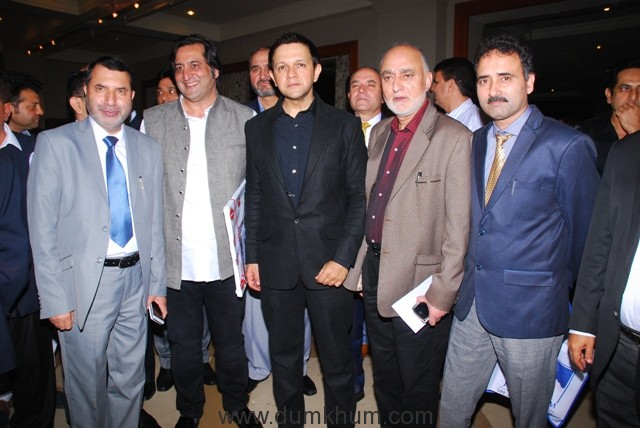 Trailer of Film Sargoshiyan launched by Ms Mehbooba Mufti CM of Jammu and Kashmir-2