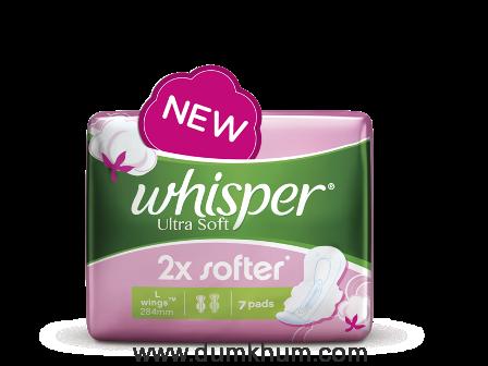 Whisper Ultra Soft