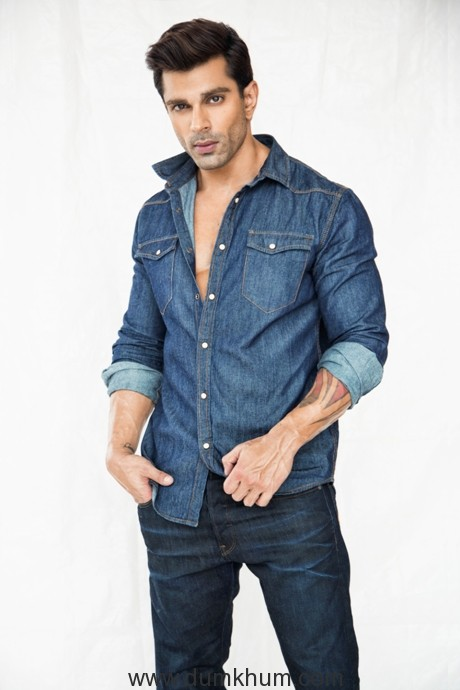 Karan Singh Grover to launch his own clothing line!