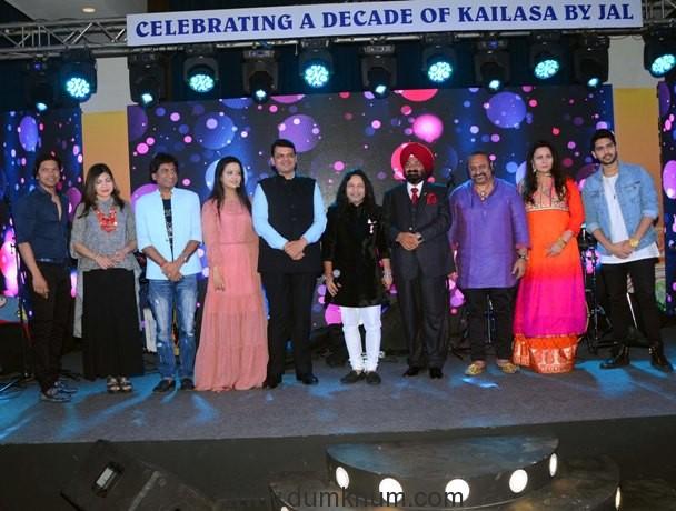 A Decade of Kailasa Cebration by Jal (15)