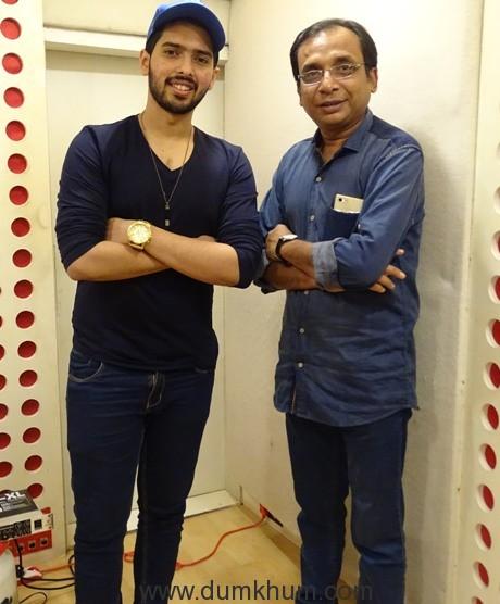 Armaan Malik and Sunanda Shyamal Mitra DSC04749