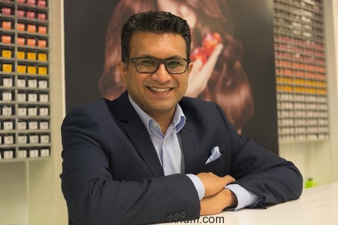 Aseem Kaushik, Director CPD Loreal