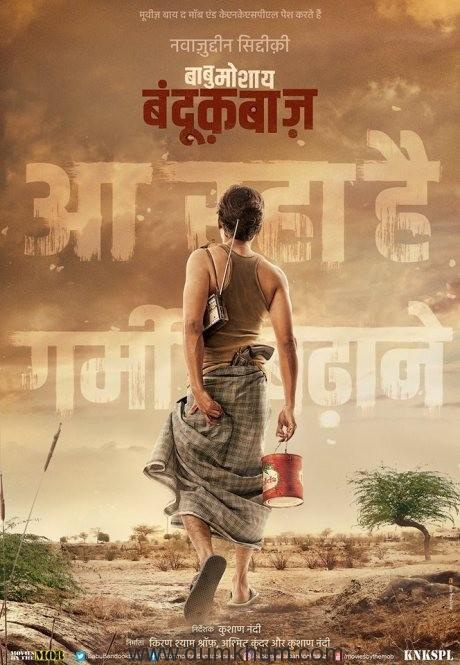 Farah Khan unveils Hindi poster of Nawazuddin Siddiqui's Babumoshai Bandookbaaz!