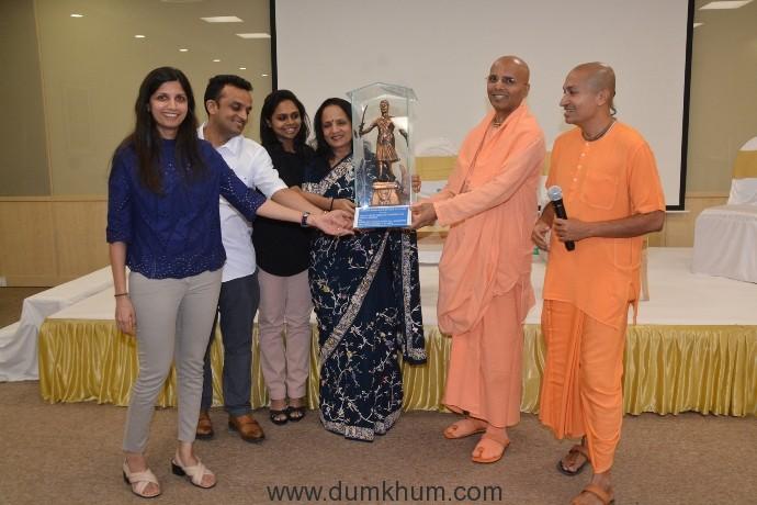 "ISKCON announces ""Chatrapati Shivaji Gau Raksha"" Award for Cow Protection"