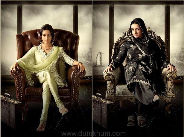 This Is How Shraddha Kapoor Turned Into Haseena Parkar For 'Haseena'