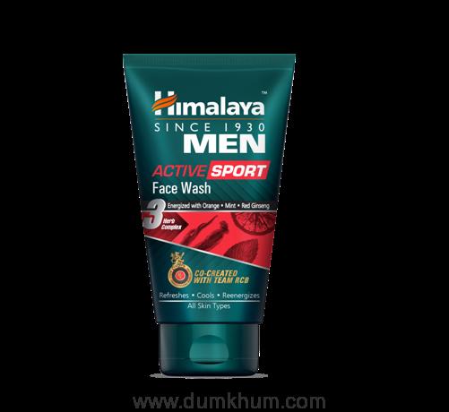 Himalaya Men Active Sport Facewash - 1
