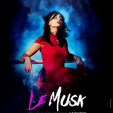 A R Rahman Unveils The Poster Of His Directorial Debut 'Le Musk​'