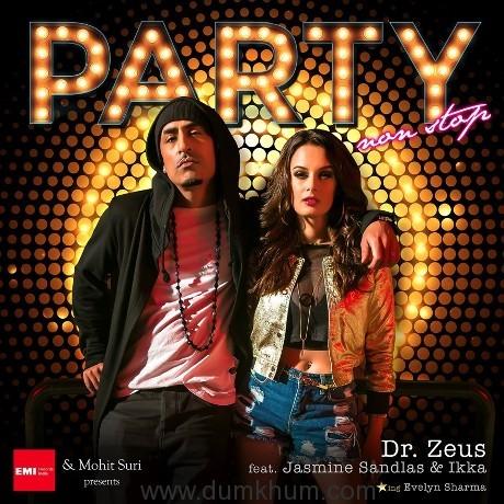 Party Non Stop- Single Cover